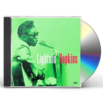 Lightnin Hopkins HOUSTON HURRICANE CD