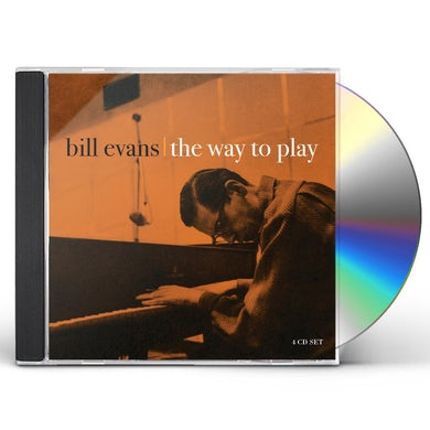 Bill Evans WAY TO PLAY CD