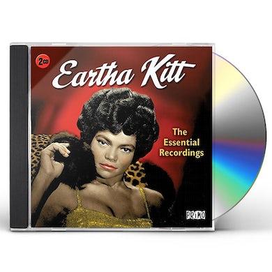 Eartha Kitt ESSENTIAL RECORDINGS CD