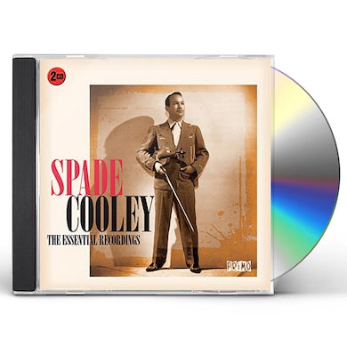 Spade Cooley ESSENTIAL RECORDINGS CD