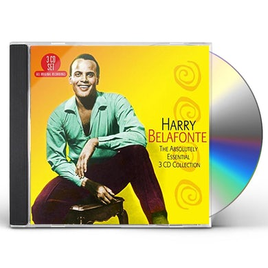 Harry Belafonte ABSOLUTELY ESSENTIAL 3CD COLLECTION CD