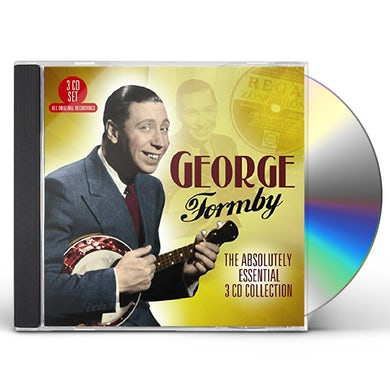 George Formby ABSOLUTELY ESSENTIAL 3CD COLLECTION CD