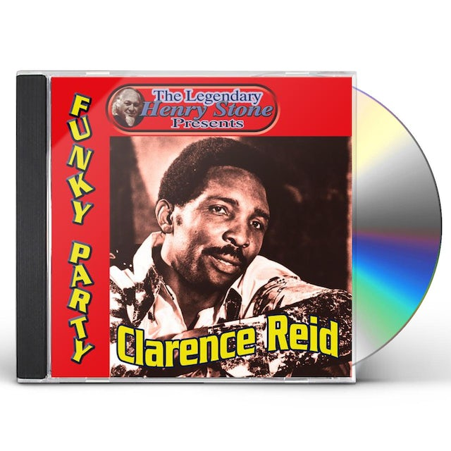 Clarence Reid FUNKY PARTY CD