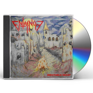 Entrench INEVITABLE DECAY CD