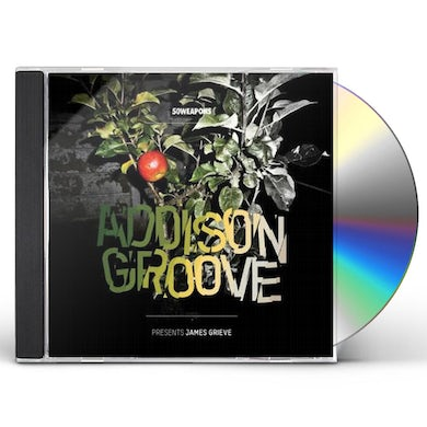 Addison Groove PRESENTS JAMES GRIEVE CD