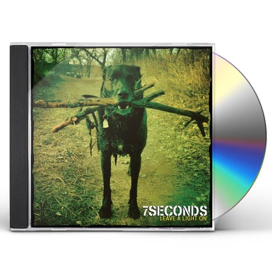 7Seconds LEAVE A LIGHT ON CD