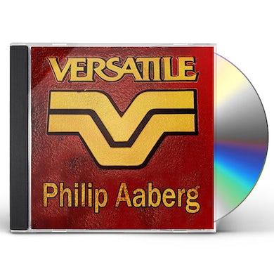 Philip Aaberg VERSATILE CD