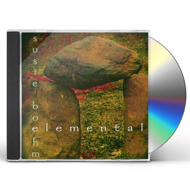 Susie Boehm ELEMENTAL CD