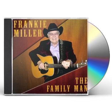 Frankie Miller FAMILY MAN CD