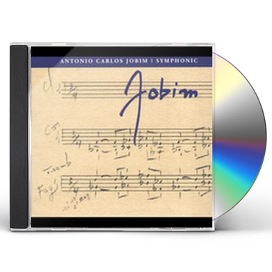 Antonio Carlos Jobim SYMPHONIC JOBIM CD