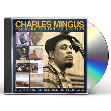 Charles Mingus RARE ALBUMS COLLECTION CD