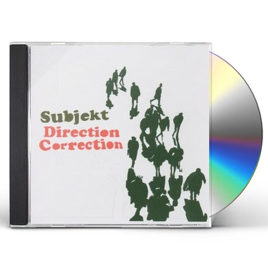 Subjekt DIRECTION CORRECTION CD