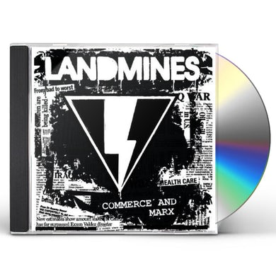 Landmines COMMERCE AND MARX CD