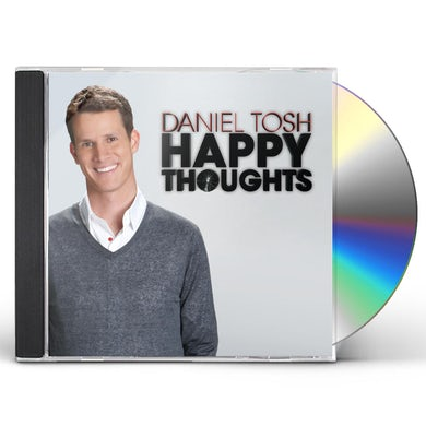 Daniel Tosh HAPPY THOUGHTS CD