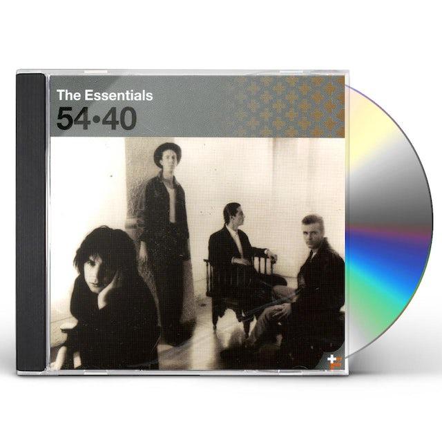 54-40 ESSENTIALS CD