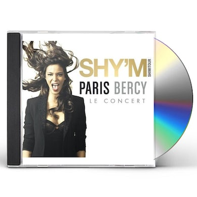 Shy'm CAMELEON / LIVE AT BERCY CD