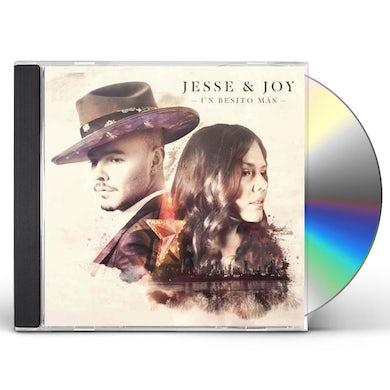 Jesse & Joy Un Besito Mas CD