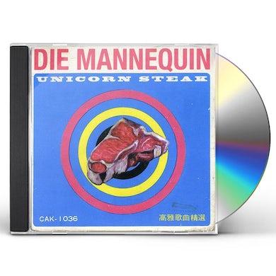 Die Mannequin UNICORN STEAK: SLAUGHTER DAUGH CD