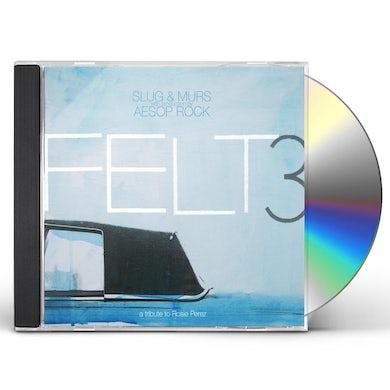 FELT 3: A TRIBUTE TO ROSIE PEREZ CD