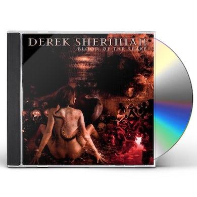 Derek Sherinian BLOOD OF THE SNAKE CD