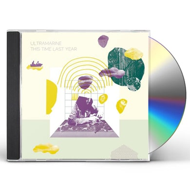 Ultramarine THIS TIME LAST YEAR CD