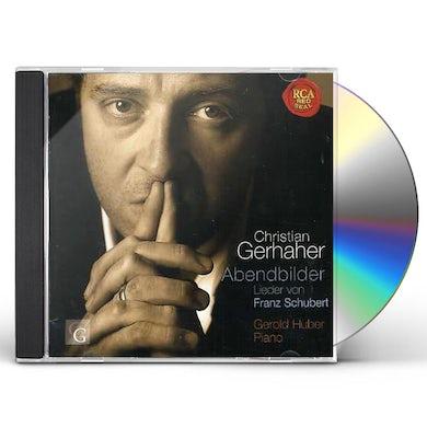 Christian Gerhaher ABENDBILDER CD