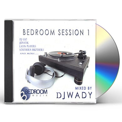 DJ Wady BEDROOM SESSION 1 CD