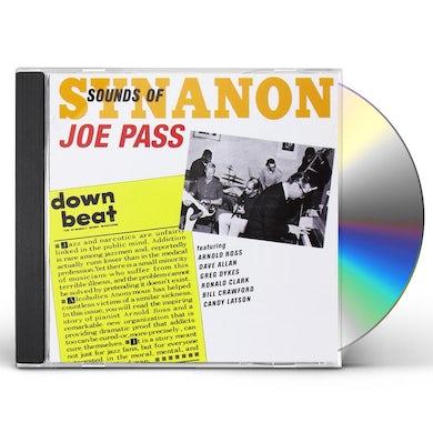 Joe Pass SOUNDS OF SYNANON CD