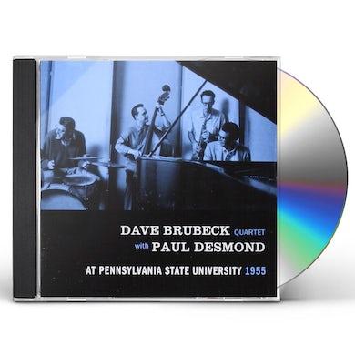 Dave Brubeck AT PENNSYLVANIA STATE UNIVERSITY 1955 CD
