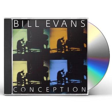 Bill Evans CONCEPTION CD