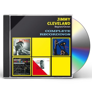 Jimmy Cleveland COMPLETE RECORDINGS CD