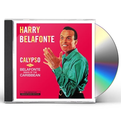Harry Belafonte CALYPSO + BELAFONTE SINGS OF THE CARIBBEAN CD