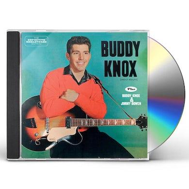 BUDDY KNOX + BUDDY KNOX & JIMMY BOWEN CD