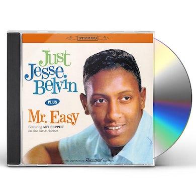 JUST JESSE BELVIN + MR. EASY CD