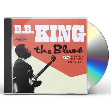 B.B. King BLUES + BLUES IN MY HEART CD