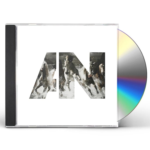 Awolnation RUN CD