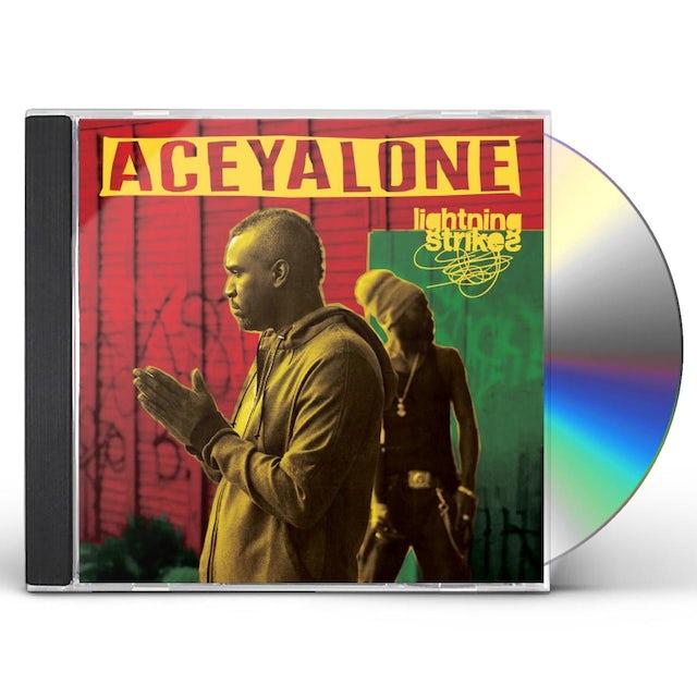 Aceyalone LIGHTNING STRIKES CD