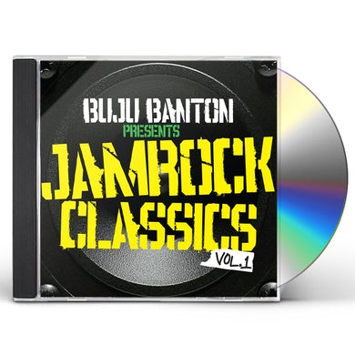 Buju Banton JAMROCK CLASSICS 1 CD
