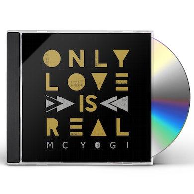 Mc Yogi ONLY LOVE IS REAL CD