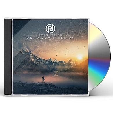 Ryan Farish PRIMARY COLORS CD