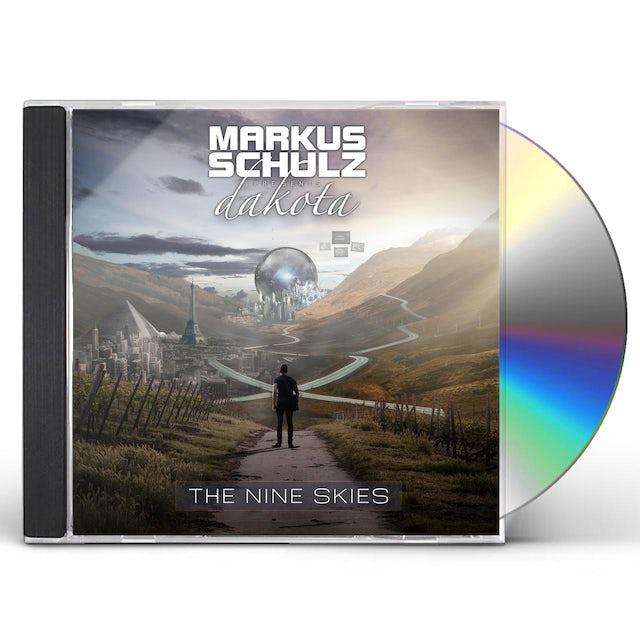 Markus Schulz NINE SKIES CD