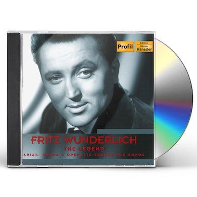 Fritz Wunderlich LEGEND CD