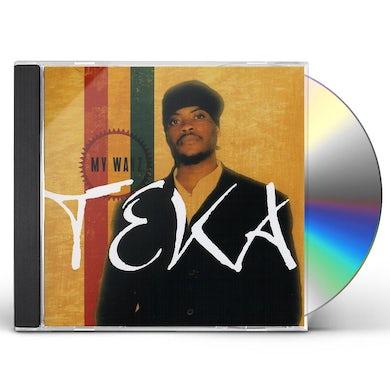 Teka MY WAYZ CD