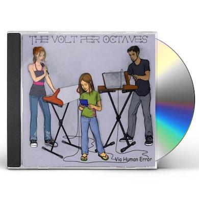 VOLT PER OCTAVES VIA HUMAN ERROR CD