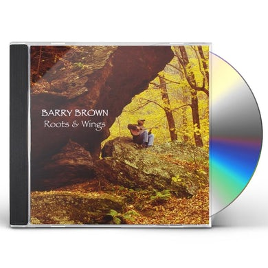 Barry Brown ROOTS & WINGS CD