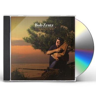Bob Zentz HORIZONS CD