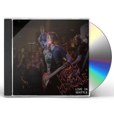 Kirby Krackle LIVE IN SEATTLE CD
