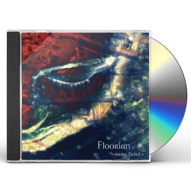 Floorian MORE FIEND CD