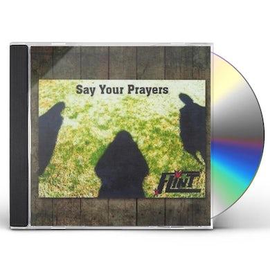Flint SAY YOUR PRAYERS CD