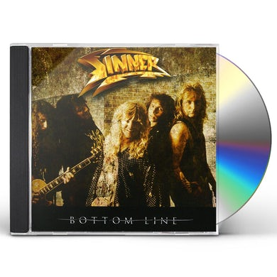 Sinner BOTTOM LINE CD
